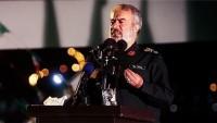 Amiral Fedevi: ABD'nin gırtlağı İslam inkılabının elindedir