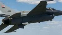 Iraklı Savaş Uçakları El-Anbar'daki IŞİD Mevzilerini Hedef Aldı