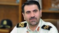 Tahran Emniyet Teşkilatı Komutanı Sacedinia: Güvenlik güçlerinin zamanında tepkisi teröristleri engelledi