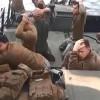 General İsmaili, ABD'li askerlerin diz çöktürülerek gözaltına alındıkları anı anlattı