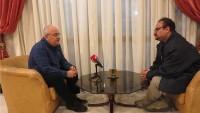 Velid Berekat: Hizbullah Suriye de Olmasaydı Beyrut Düşerdi