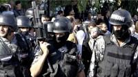 Ürdün'de İsraille yapılan anlaşmaya karşı eylem