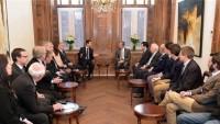 Esad: Tedmur'un kurtuluşu, Suriye stratejisinin başarısının işareti