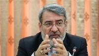 İçişleri Bakanı Fazli: İran'ın doğusunda 40 kişilik terör çetesi çökertildi