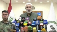 Haşedul Şaabi Komutanı: Kasım Süleymani Bağdat'ın talebi üzerine Irak'ta bulunuyor