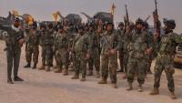 Haşd El-Şabi Musul'un Batısındaki 8 Köyü Kurtardı