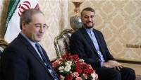 Emir Abdullahian:Irak ve Suriye'yi parçalamak teröristlerin ikinci senaryosu