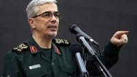 İran Genelkurmay Başkanı: İran'ın Suriye'ye Desteği Devam Edecek