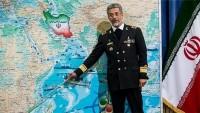 Amiral Seyyari: Donanmamız Atlas Okyanusu'nu aşacaktır