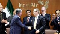 Iran Air ve Boeing anlaşma imzaladı