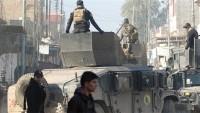Musul'un güneyinde 87 terörist öldürüldü