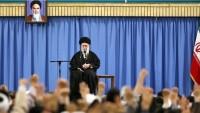 İmam Ayetullah Hamanei: İran'ın düşmanları ABD, İngiltere ve siyonistlerdir