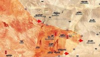 Suriye Ordusu İlerlemeye Devam Ediyor