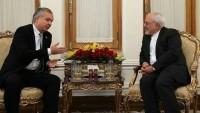 Brezilya Dışişleri Bakanı Cevad Zarif'i davet etti