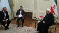 Ruhani: Karşı taraf Bercam'a bağlı kaldıkça, biz de bağlı kalırız