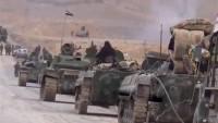 Amerika'nın Füze Saldırısına Suriye Ordusunun İlk Fiili Tepkisi: Humus Kırsalında Teröristlere Benzersiz Operasyon