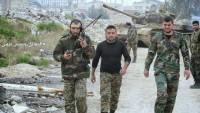 Suriye Ordusu Stratejik Bölgeyi Kurtardı