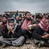 İmam Hüseyin'in (as) Türbesinin Mütevelli Heyeti Musul Mültecilerine Hizmet Sunuyor