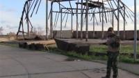 IŞİD'in Musul'daki Askeri-Petrol Kalesi, Kurtarıldı