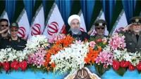 Hasan Ruhani: İSK bölgede barış ve güvenliğin koruyucusudur