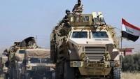 Irak ve Suriye orduları ortak sınırda birbirine ulaştı