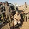 Fatimiyun Tugayları Irak-Suriye Sınırında Kasım Süleymani İle Şükür Namazı Kıldı
