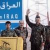 Foto: Irak Nuceba Hareketi Güçleri Irak-Suriye Sınırına Ulaştı