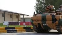 Türkiye'den yeni bir askeri birlik Katar'a geldi