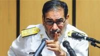 İMGYK Sekreteri Şamhani: İsrail uçağının düşürülmesi bölgede ebedi hadise idi