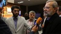 Laricani: İran'ın nükleer anlaşmaya bağlı kaldığını onaylamak Trump'ın işi değil