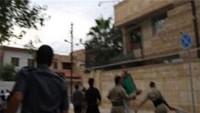Siyonist Barzani yandaşları İran konsolosluğuna saldırdı