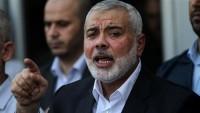 Heniye: ABD İsrail'i yahudi devleti ilan etmek istiyor