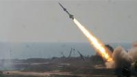Yemen Hizbullah'ı, Melik Halid havaalanını balistik füze ile vurdu