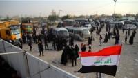 İran İçişleri Bakanı Fazli: İran'dan Erbain yürüyüşüne katılım 2.3 milyon