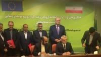 İran ve AB tarım alanında işbirliği sözleşmesi imzaladı