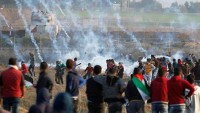 Filistin'de şehid sayısı 8'e yükseldi