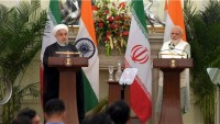 Hasan Ruhani: İran Hindistan'ın enerji ihtiyacını karşılayabilir