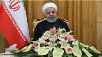 Ruhani: Amerika İran'da eskisi gibi ağalık yapmak istiyor
