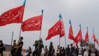 Hüseyni Erbain'e doğru İran'dan Irak'a geçen ziyaretçi sayısı 1.65 milyon