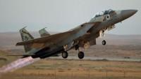 İsrail Şam'da Askeri Havalimanını Vurdu