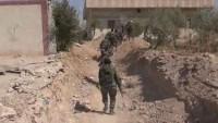 Suriye Ordusundan Nusra Teröristlerine Ağır Darbe