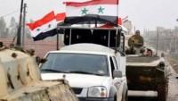 Halep'in merkezinin bir bölümü Suriye ordusunun kontrolüne geçti