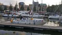 """""""Özgürlük-2"""" Gemisi Gazze Limanı'ndan Yarın Yola Çıkacak """