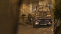 Siyonist İşgal Güçleri Batı Yaka'da 4 Filistinli Vatandaşı Tutukladı