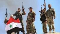 Suriye ordusu, Irak sınırına ulaştı