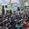 Hamas Hareketi Nablus'ta Kuruluş Yıldönümünü Kutladı