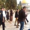 150 Yahudi Yerleşimci Bu Sabah Mescid-i Aksa'ya Baskın Düzenledi