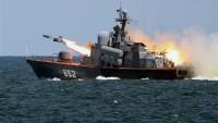 Rusya, Kazakistan ve Azerbaycan deniz kuvvetleri, ortak tatbikat yapıyor