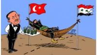 Karikatür: BOP'çu Hayalperestler Dünyanın Dört Bir Yanından Gelen Birçok Teröristin Suriye'ye Geçişine İmkan Sağladı