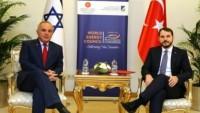 Türkiye ile İşgal Rejimi Arasında Enerji Anlaşması
